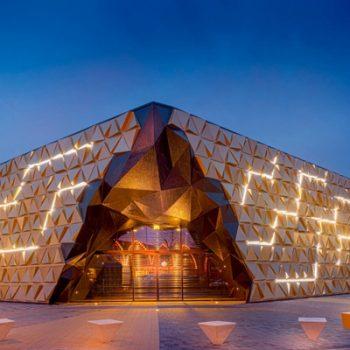 معماری و نورپردازی