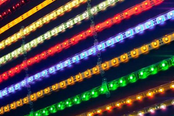 تجهیزات نورپردازی نما