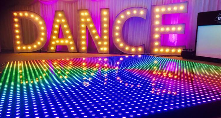 پیست رقص